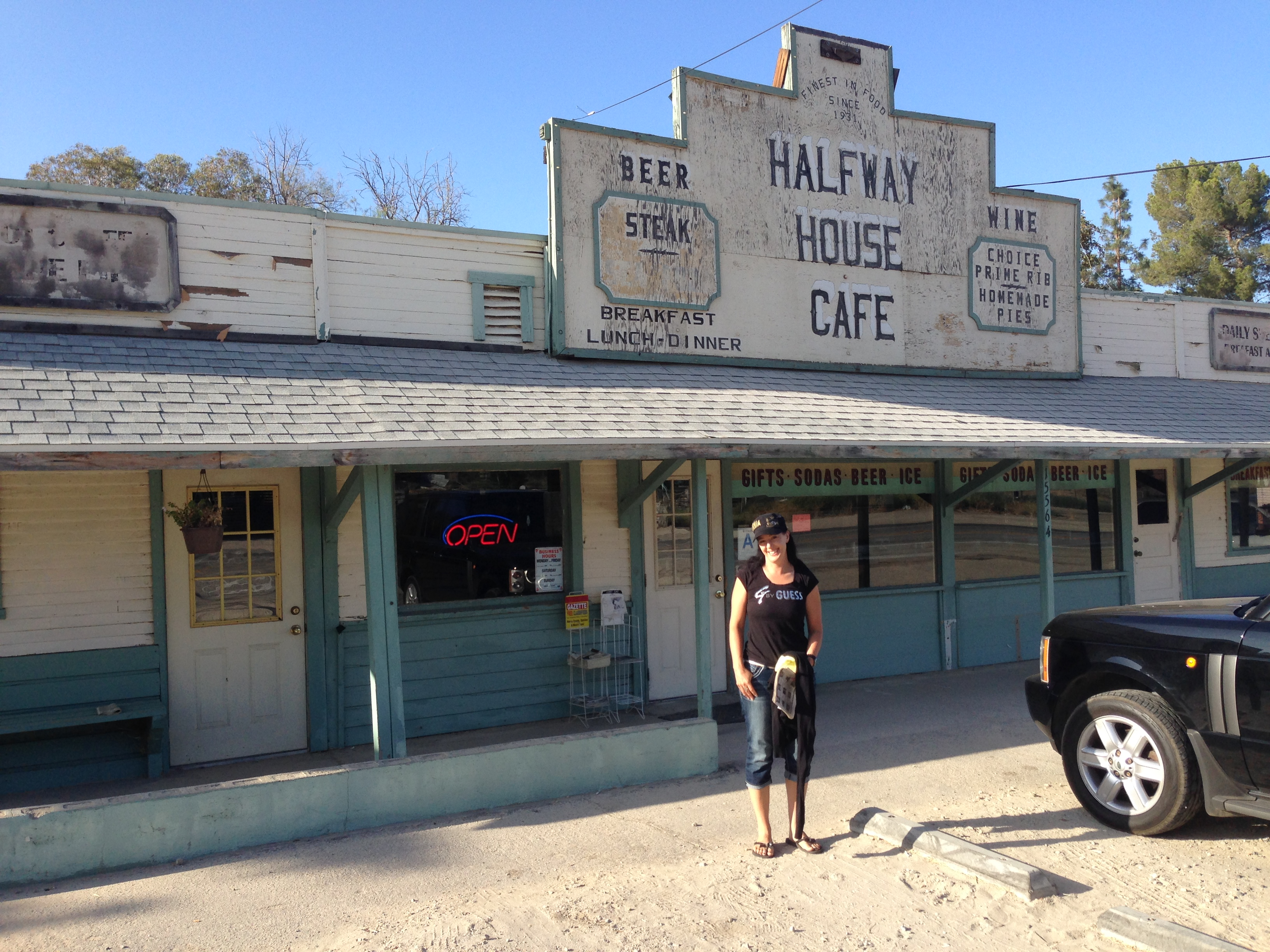 Halfway House Cafe In Movies